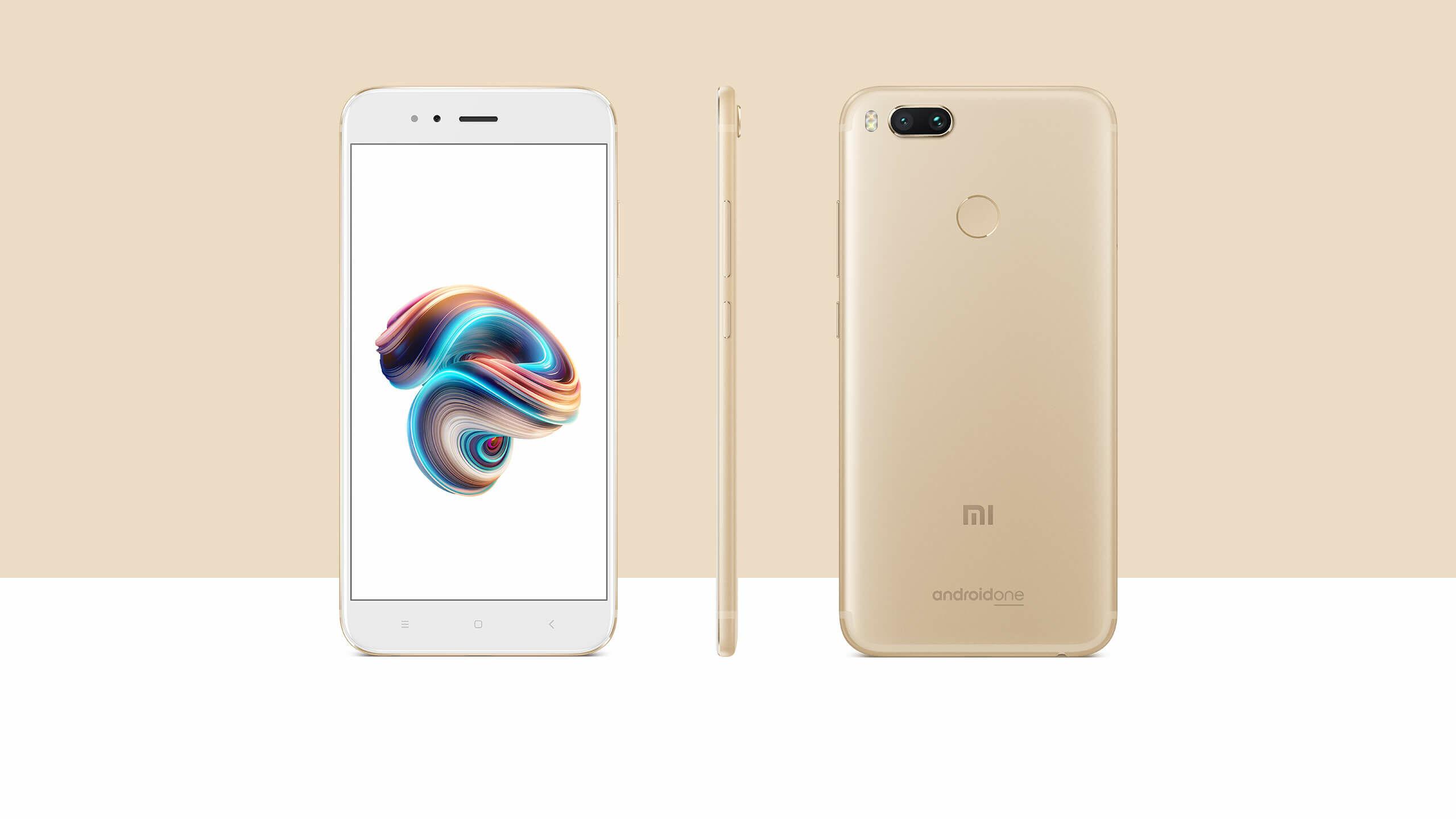 Smartphone Dengan Stock Android 1