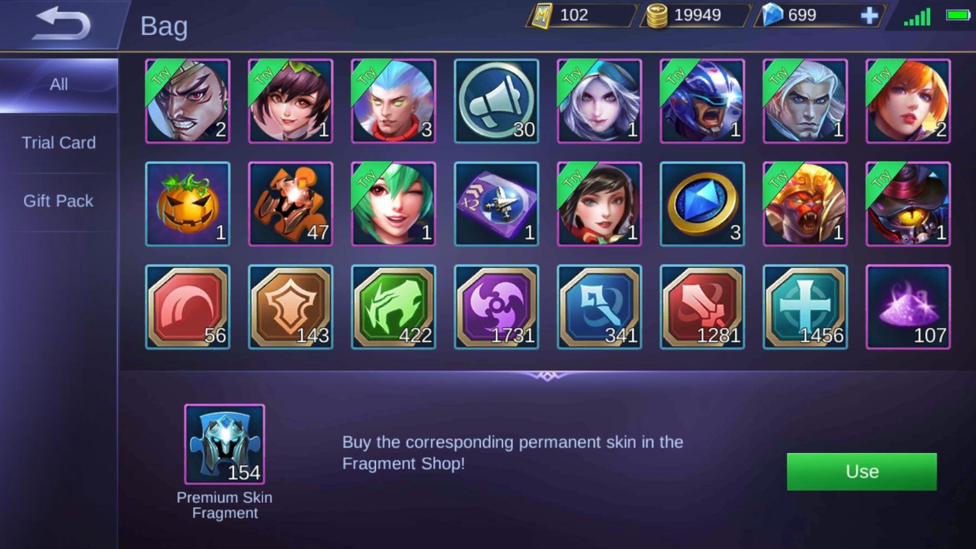 Update Mobile Legends Terbaru 1