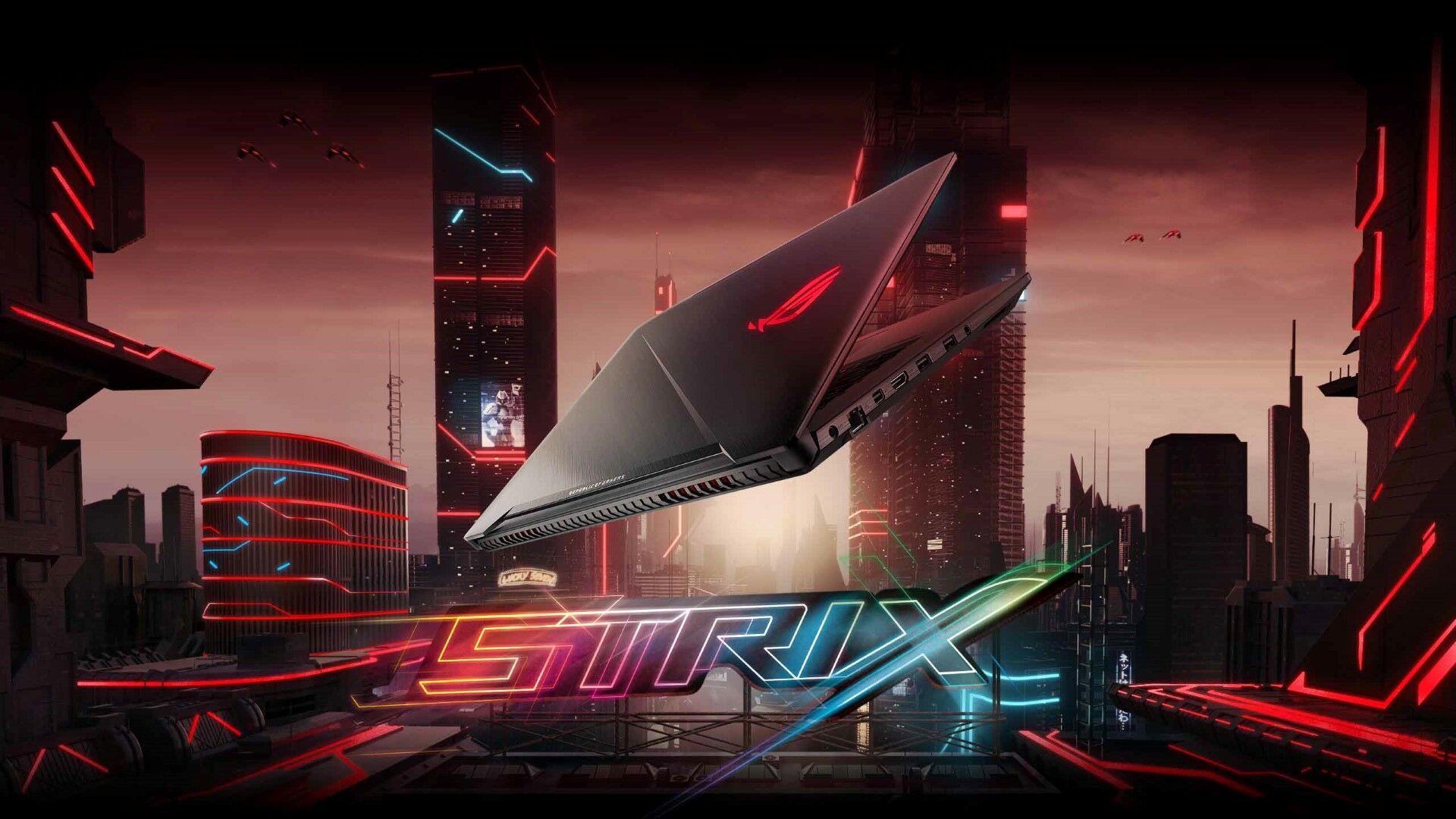Review Asus Rog Strix Gl503vm Scar Edition 0
