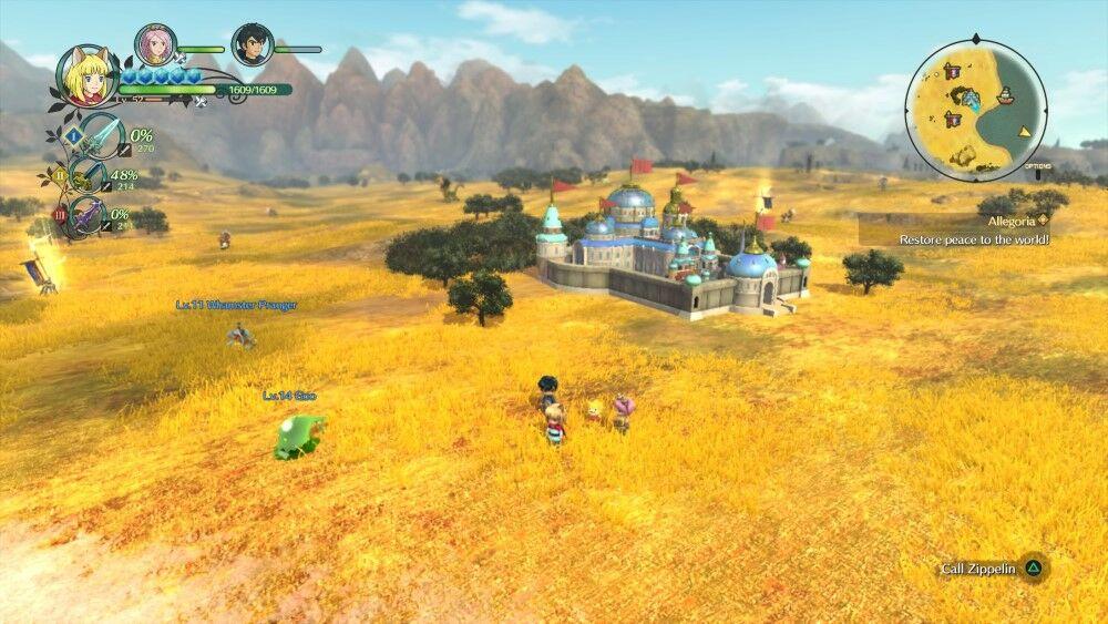 Review Game Ps4 Ni No Kuni Ii Revenant Kingdom 4 Bcd33
