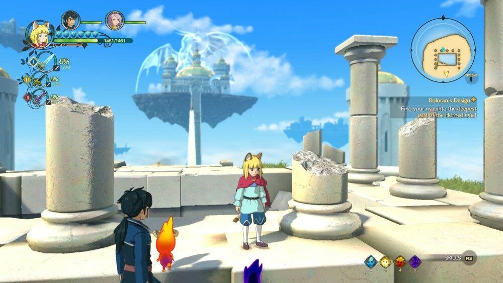 Review Game Ps4 Ni No Kuni Ii Revenant Kingdom 6 F846d