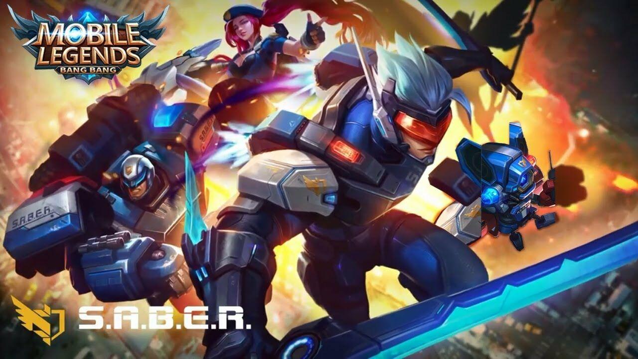 Saber Squad C27a9