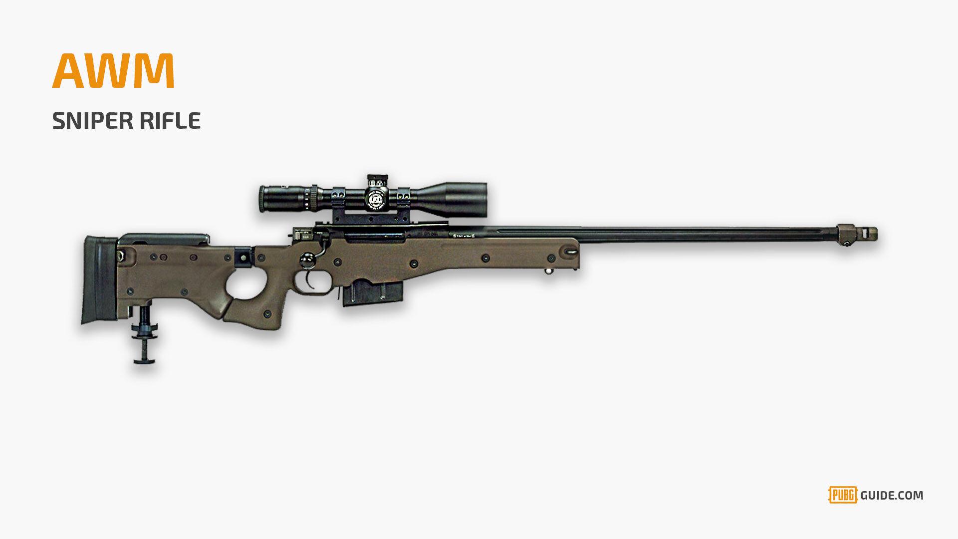 Pubg Weapon AWM 1 194f5