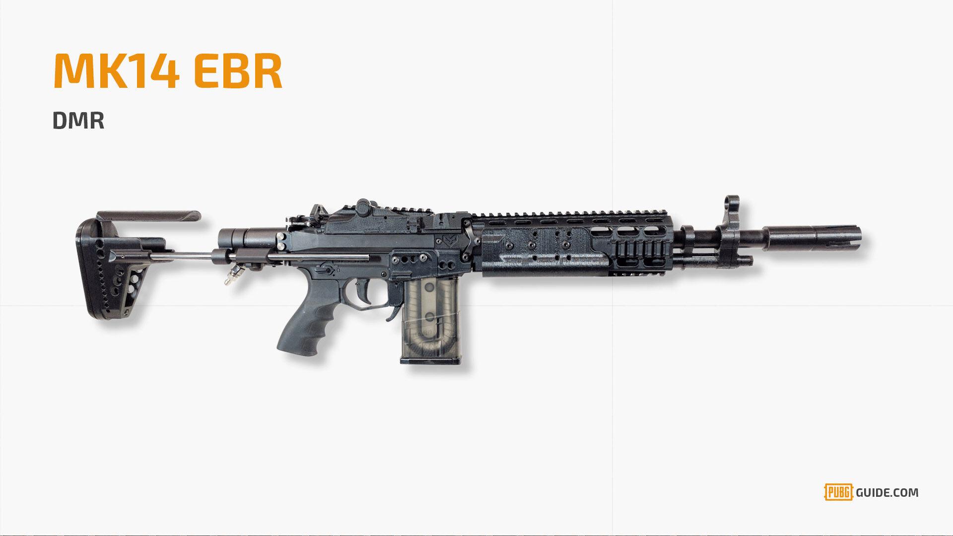 Pubg Weapon Mk14 EBR 1 6a651