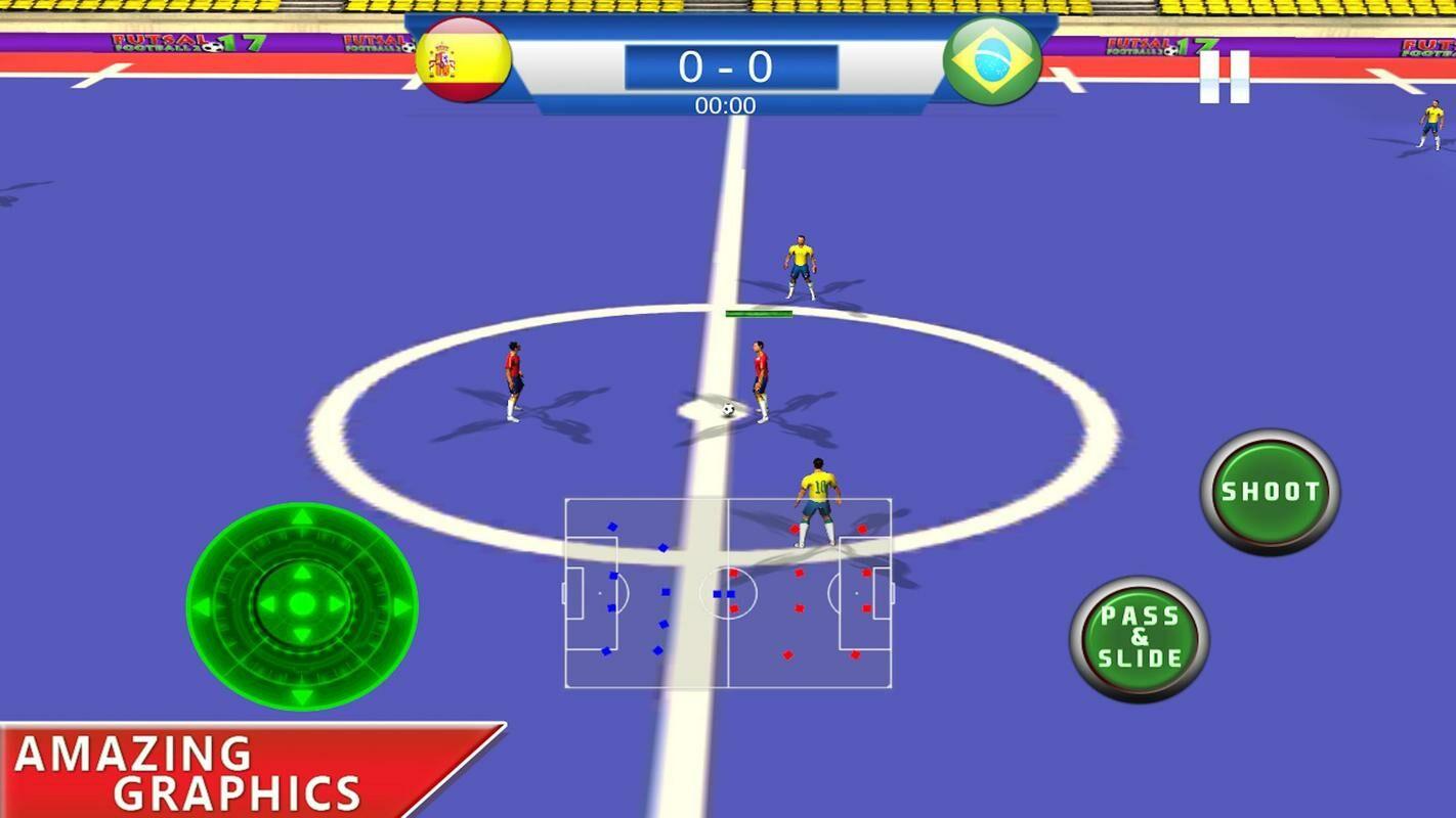 11 Futsal Football 2018 Soccer And Football Game 1e051