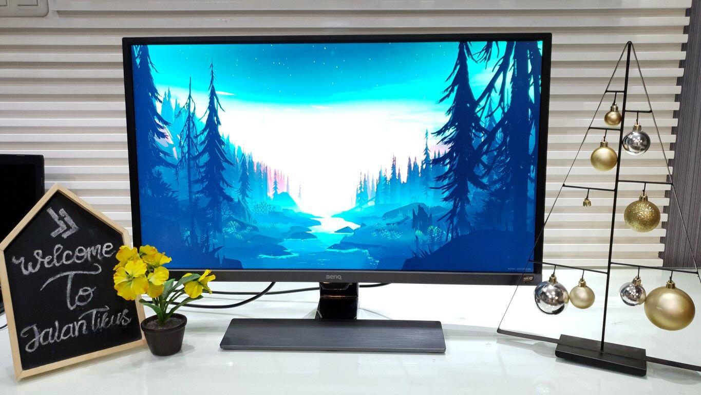 BenQ EW3270U 4K Gaming Monitor 1 Eca51