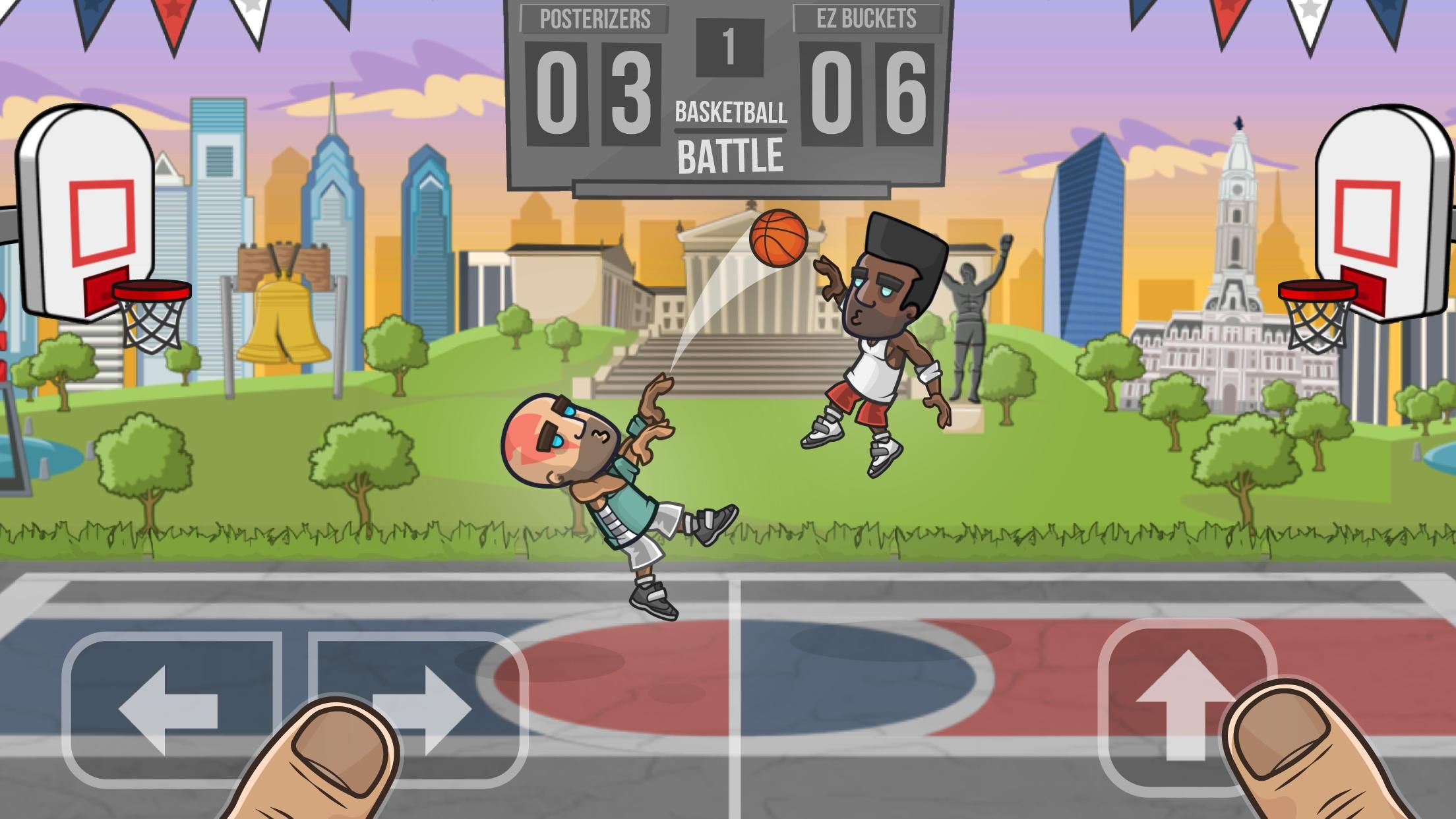 Basketball Battle 1 18ea5