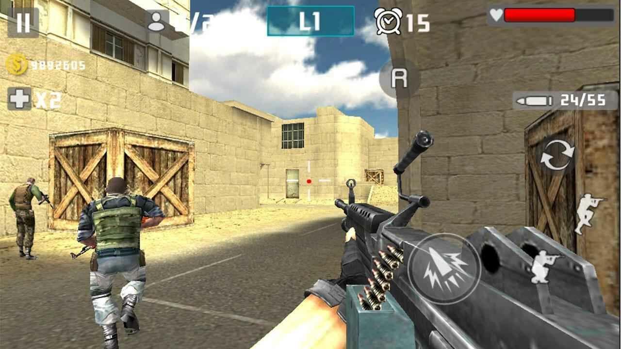 Gun Shot Fire War 1 Aeff3