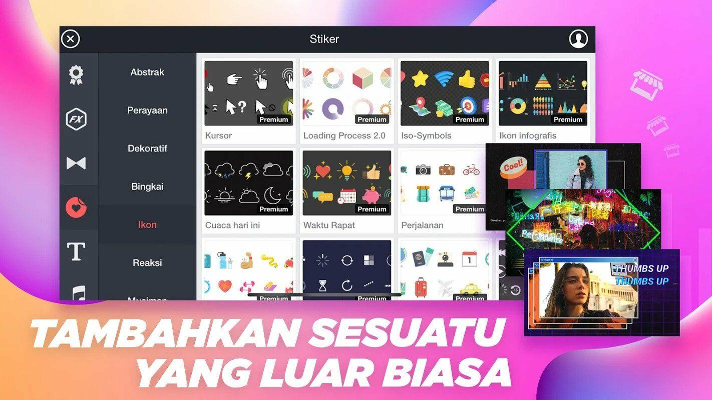 Aplikasi Edit Video Tiktok Terbaik F1071