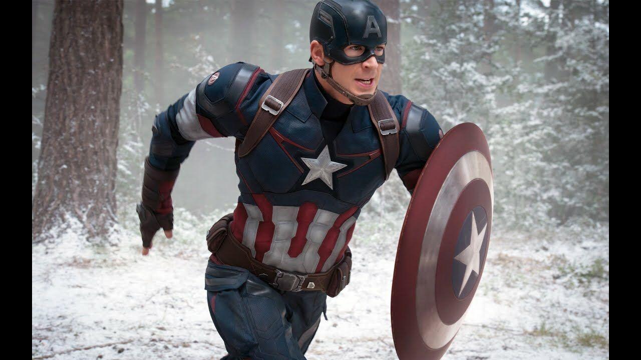Kostum Superhero Yang Paling Kontroversial Captain America Ac426
