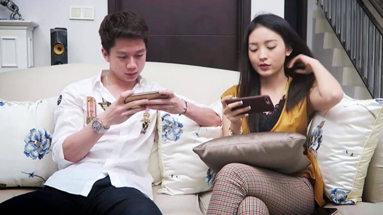 Kevin Sanjaya Dan Natasha Wilona 1 85dbd