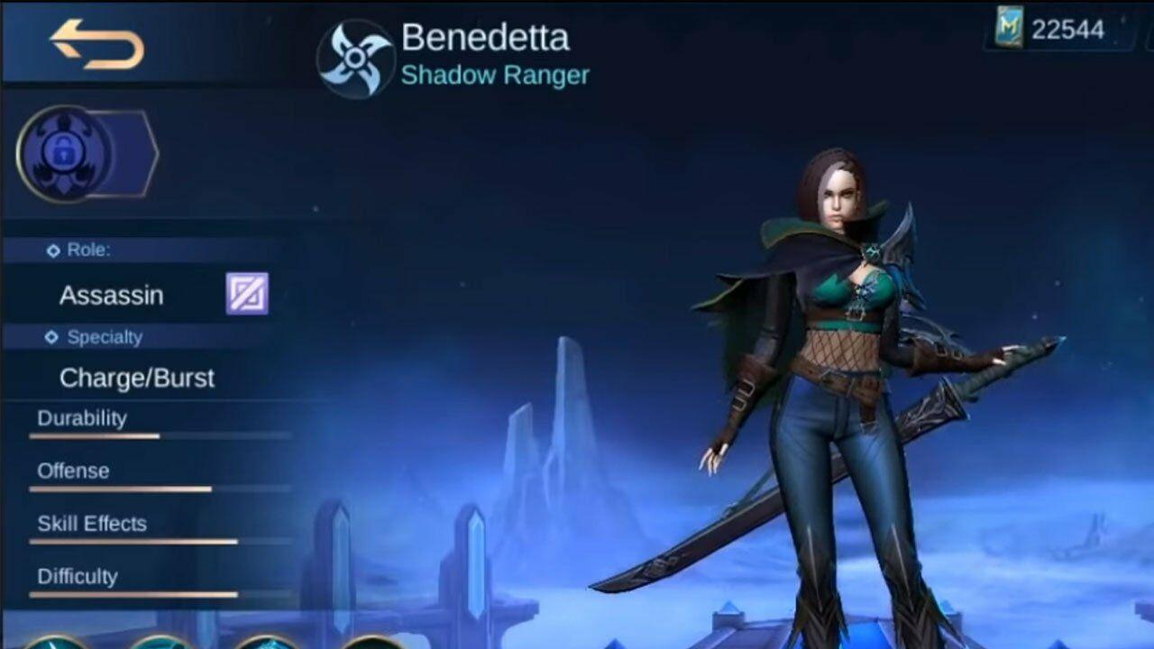 ML Benedettaa 00313