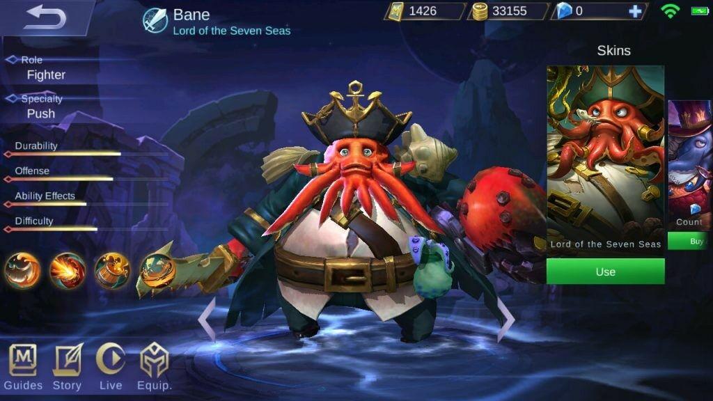 ML Bane Skill 2bc0d