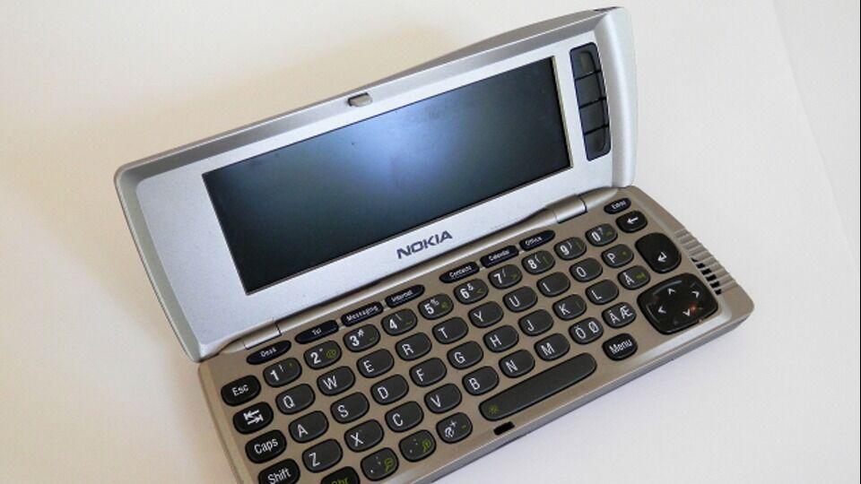 Nokia 9210 Communicator D1ea2