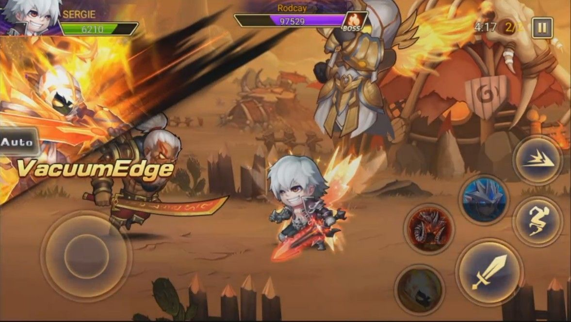 Game Casual Android 5