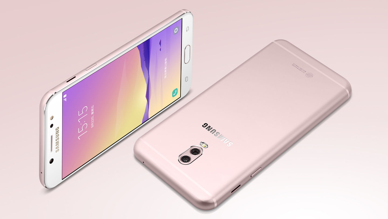 Smartphne Terbaru Samsung Galaxy C8