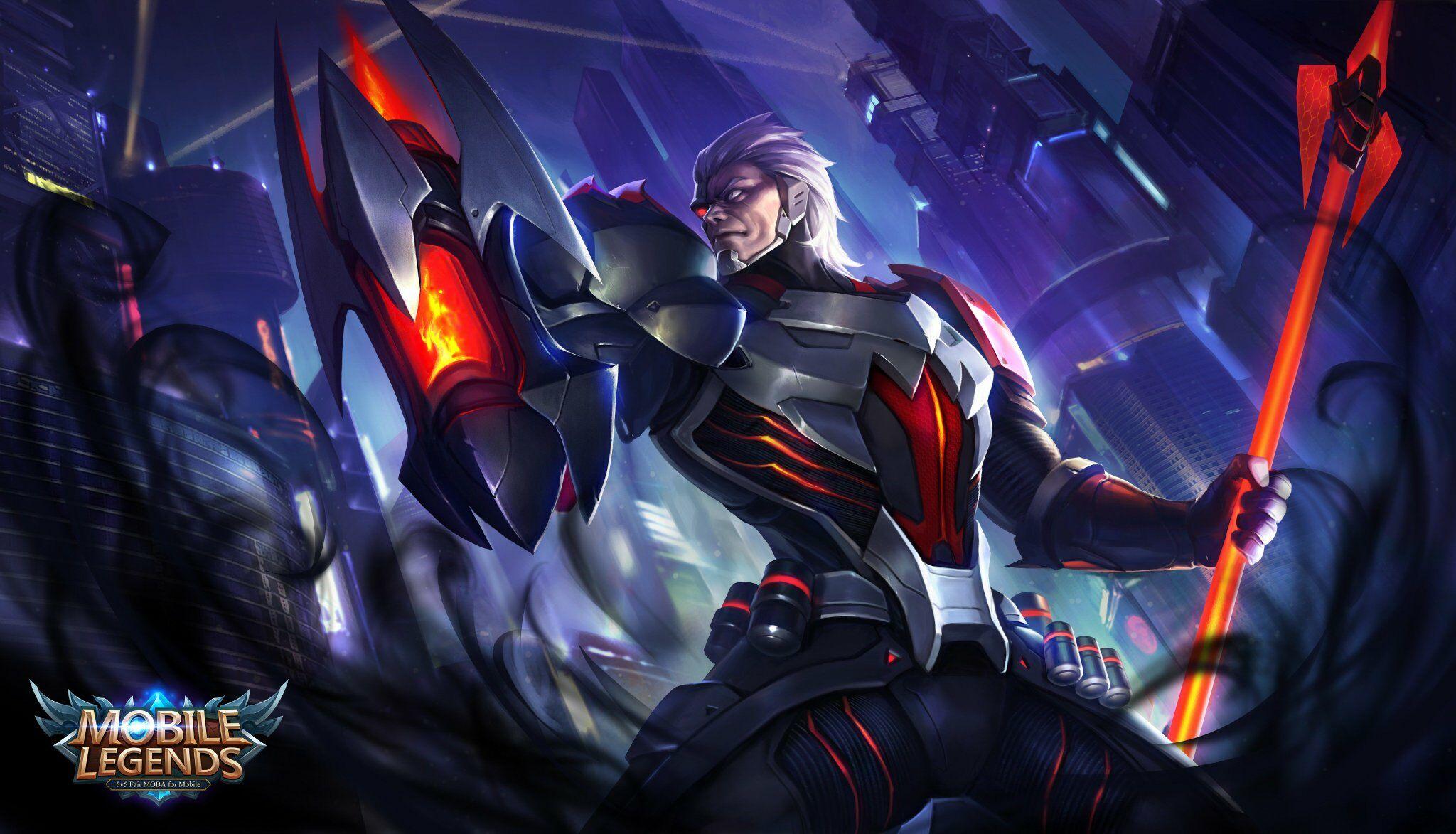Wallpaper-Mobile-Legends-Moskov-Snake-Eye-Commander
