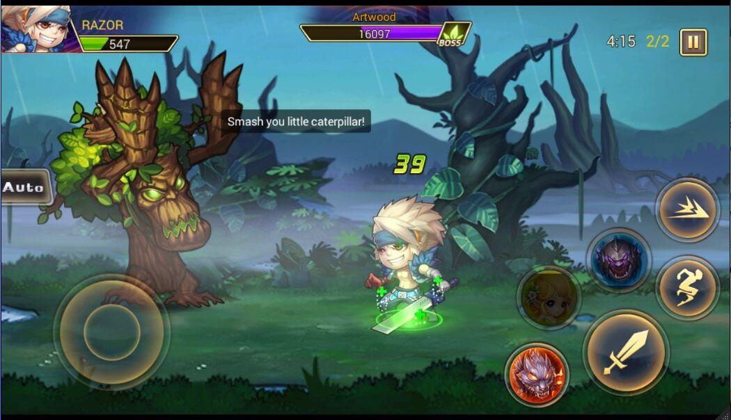 Mengalahkan Final Boss Legion Hunters 5