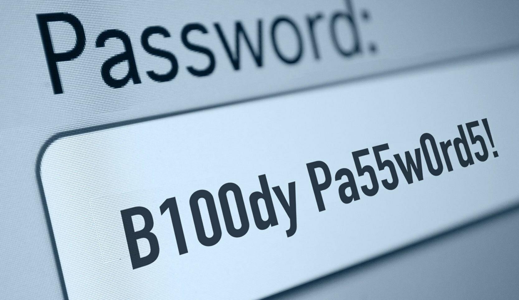 Jangan Membuat Password Yang Sulit Untuk Diingat Tapi Mudah Ditebak