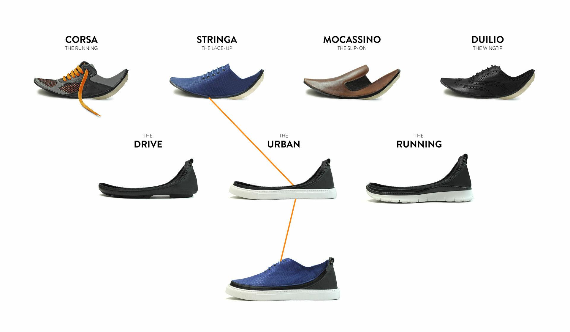 Sepatu Berteknologi Tinggi 1
