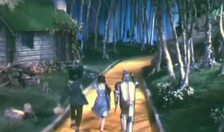 Penampakan Hantu Di The Wizard Of Oz B533b