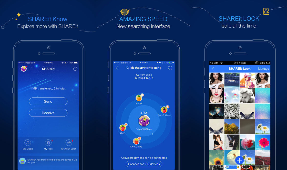 Cara Mengirim File Dari Android Ke Iphone Dengan Shareit