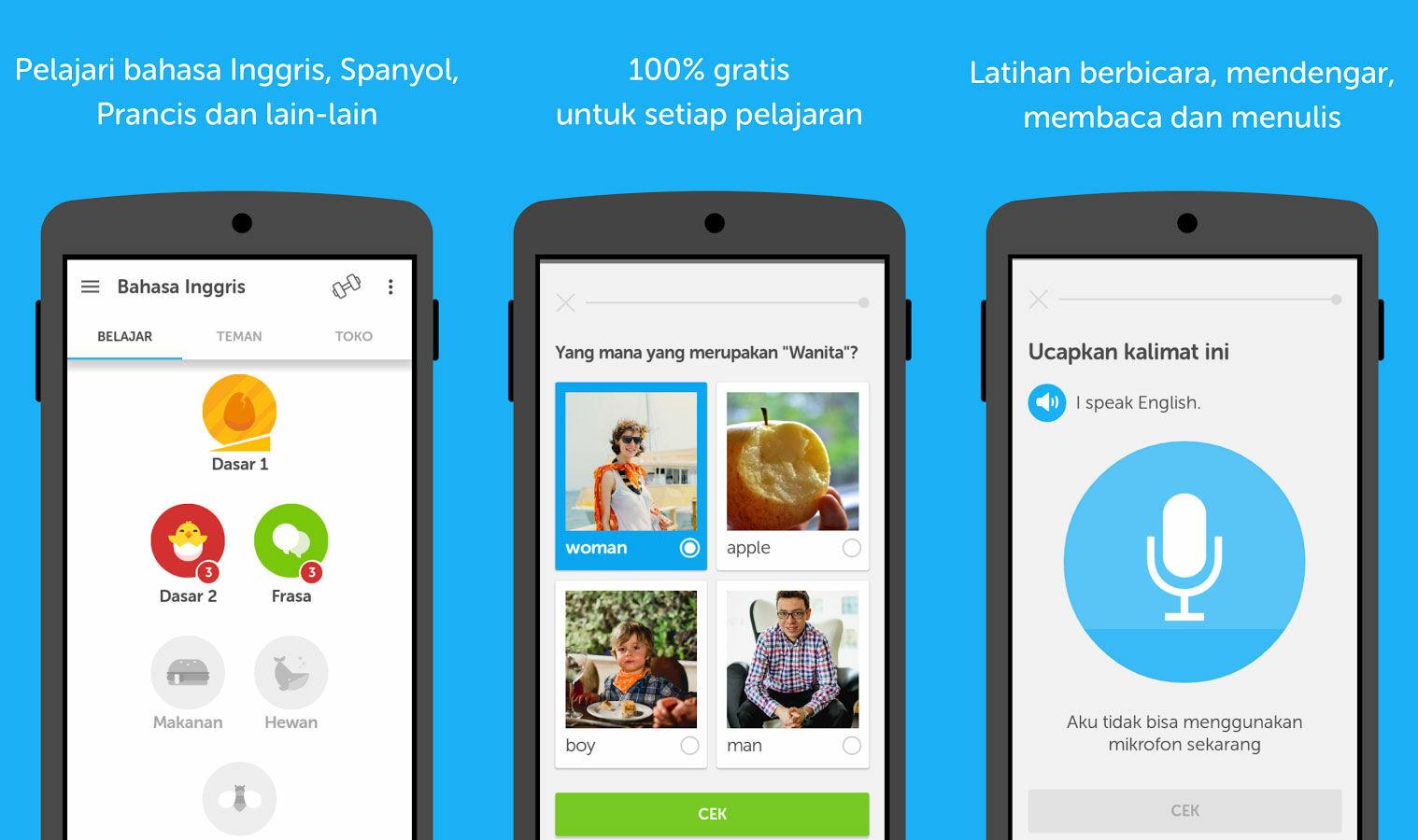 Duolingo Learn Languages