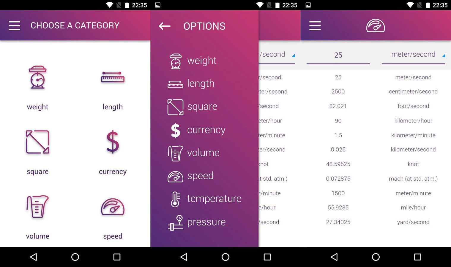 Aplikasi Android Terbaik Awesome Converter
