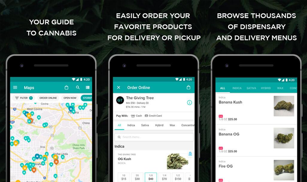 Weedmaps Aplikasi Dewasa Ada Di Play Store Daaa9