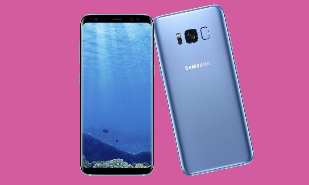 Samsung Galaxy S8 Smartphone Terbaru