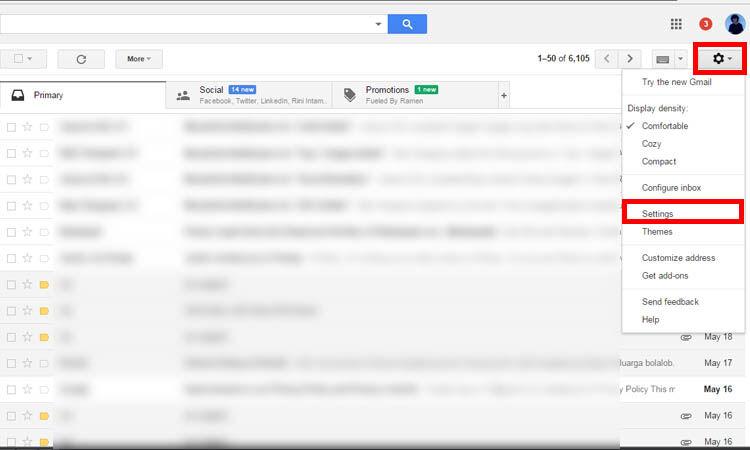 Gmail Offline 1 48064