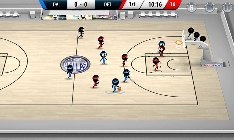 Stickman Basketball 2fea6