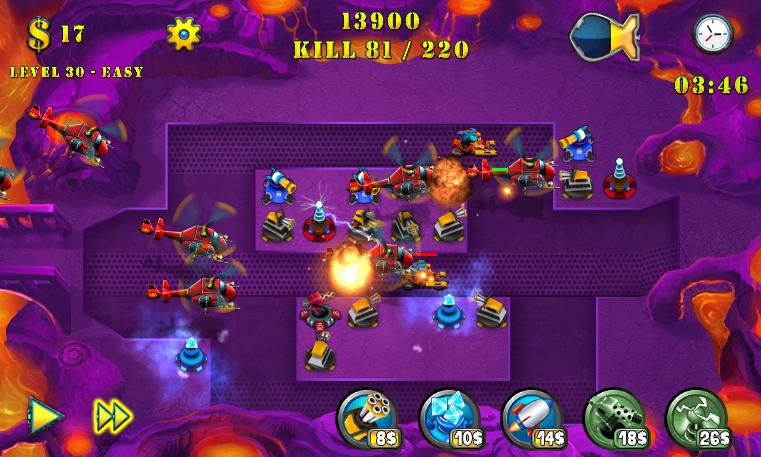 Tower Defense Evolution 2 Apk Free