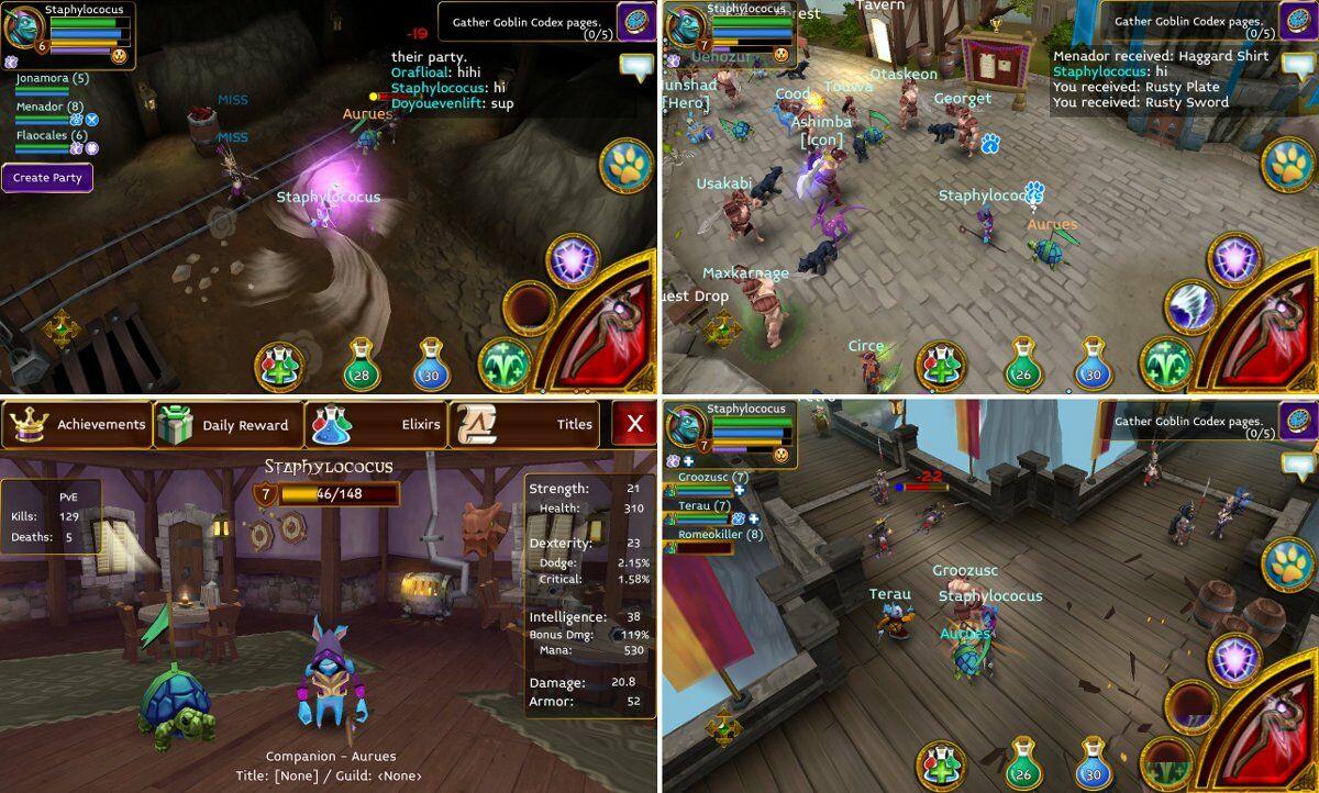 Game Hack N Slash Terbaik 3