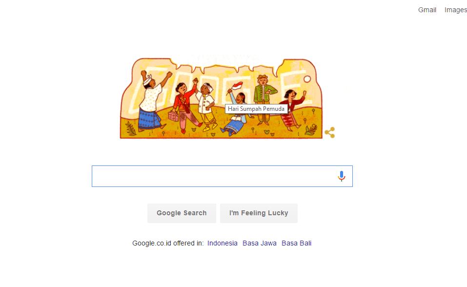 Google Sumpah Pemuda 2