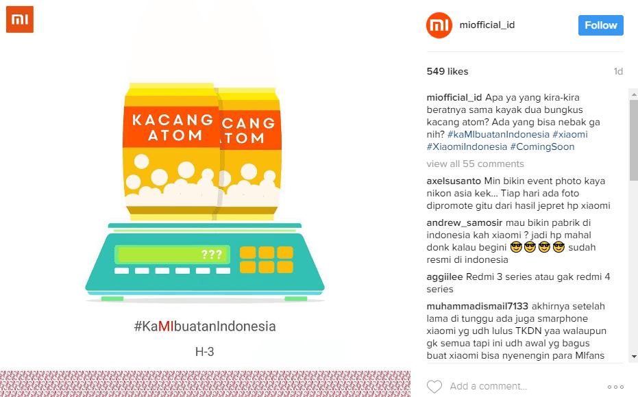 Xiaomi Made In Indonesia 3