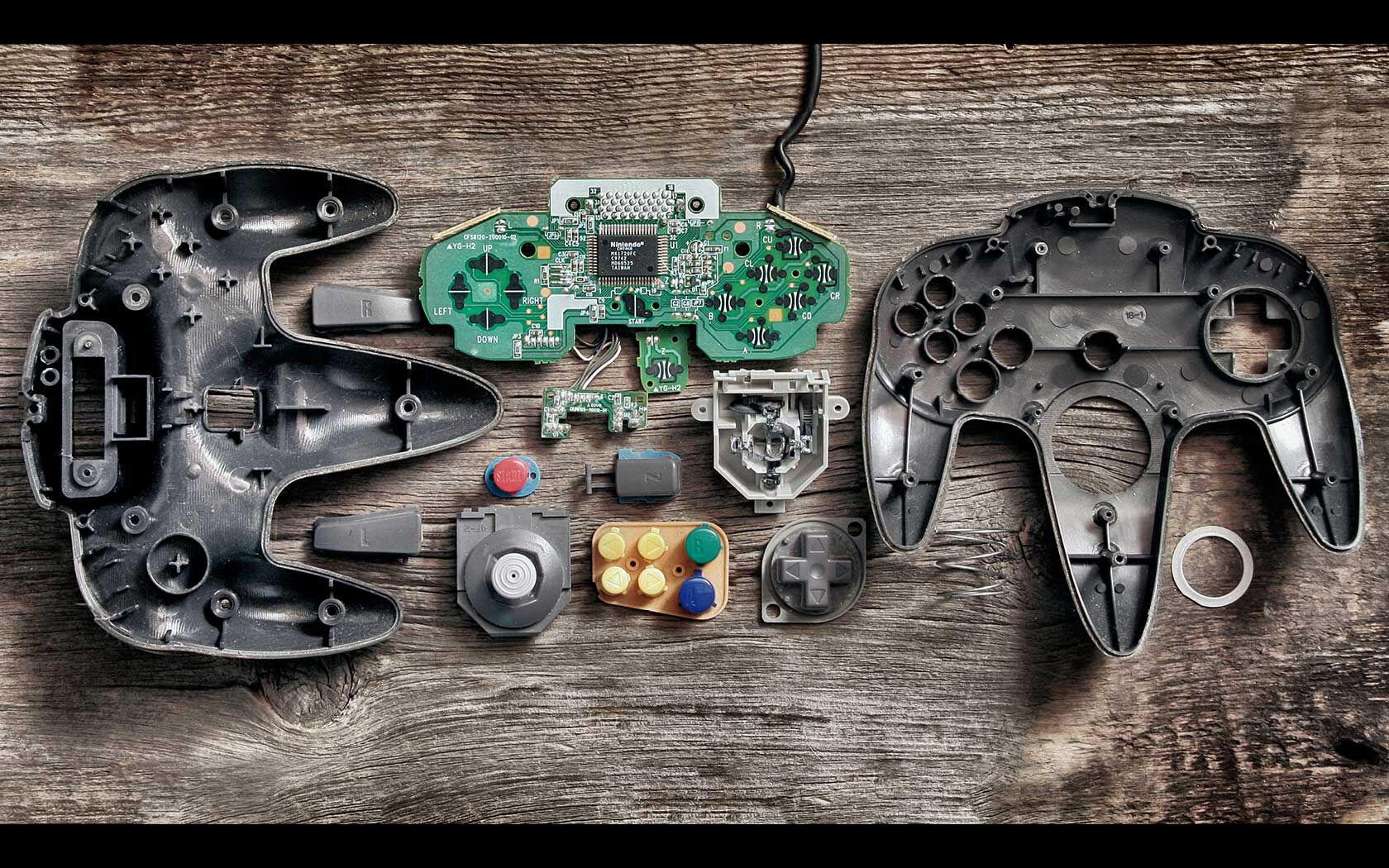 Game Controller 11