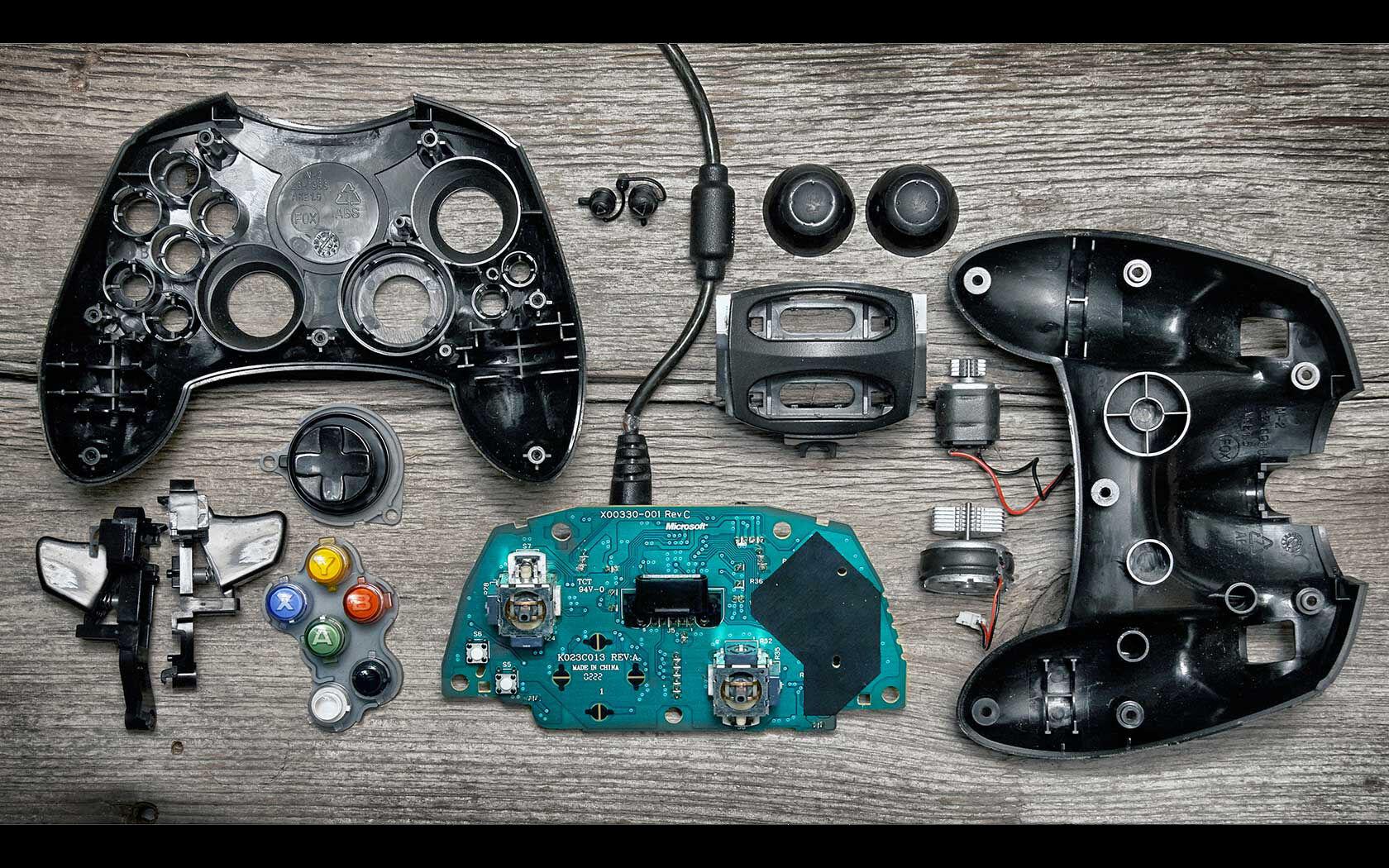 Game Controller 15
