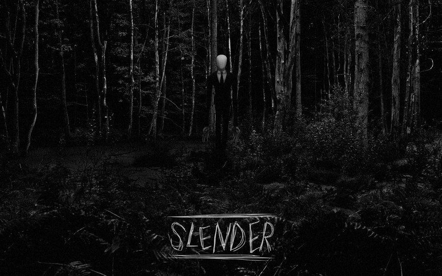 Game Slender Art Ss