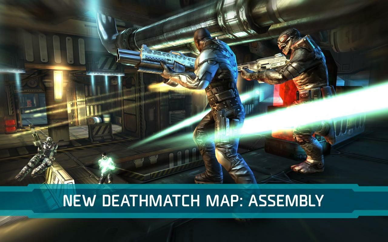 Deadzone Apk Game Fps Terbaik