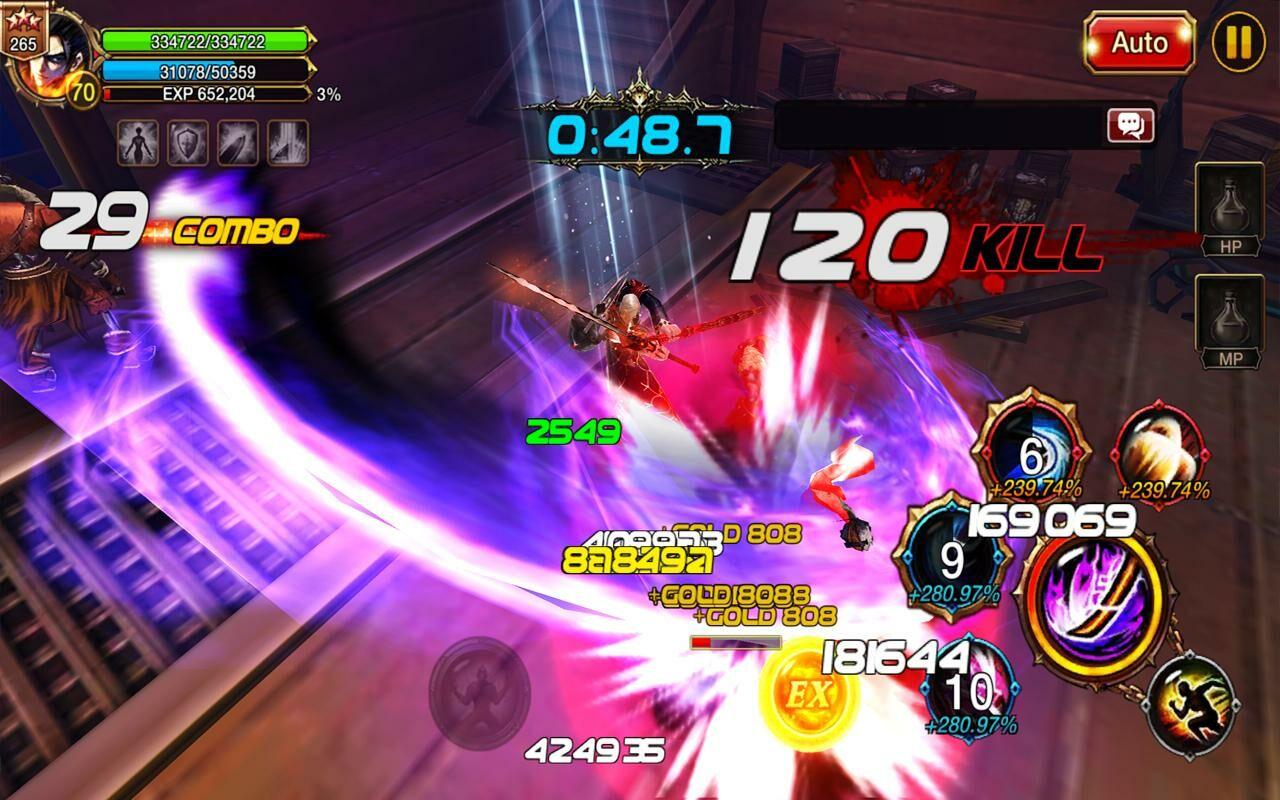 Game Hack N Slash Terbaik 4