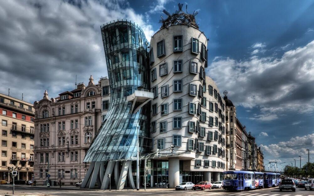 Desain Bangunan Paling Unik Dan Aneh Di Dunia 8