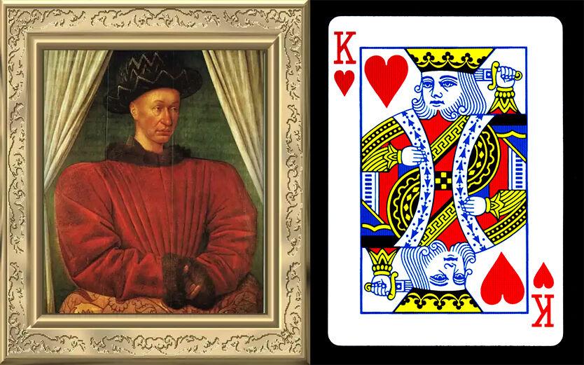 Sosok Sebenarnya King Di Kartu Remi 3