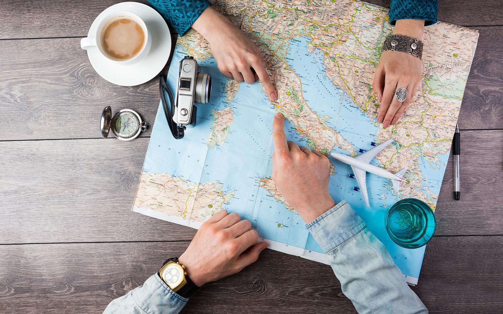 Merencanakan Perjalana