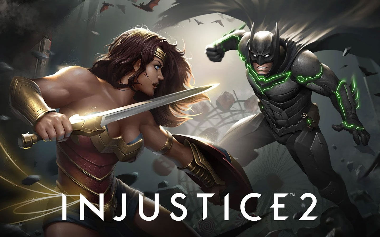 Injustice 2 Game Fighting