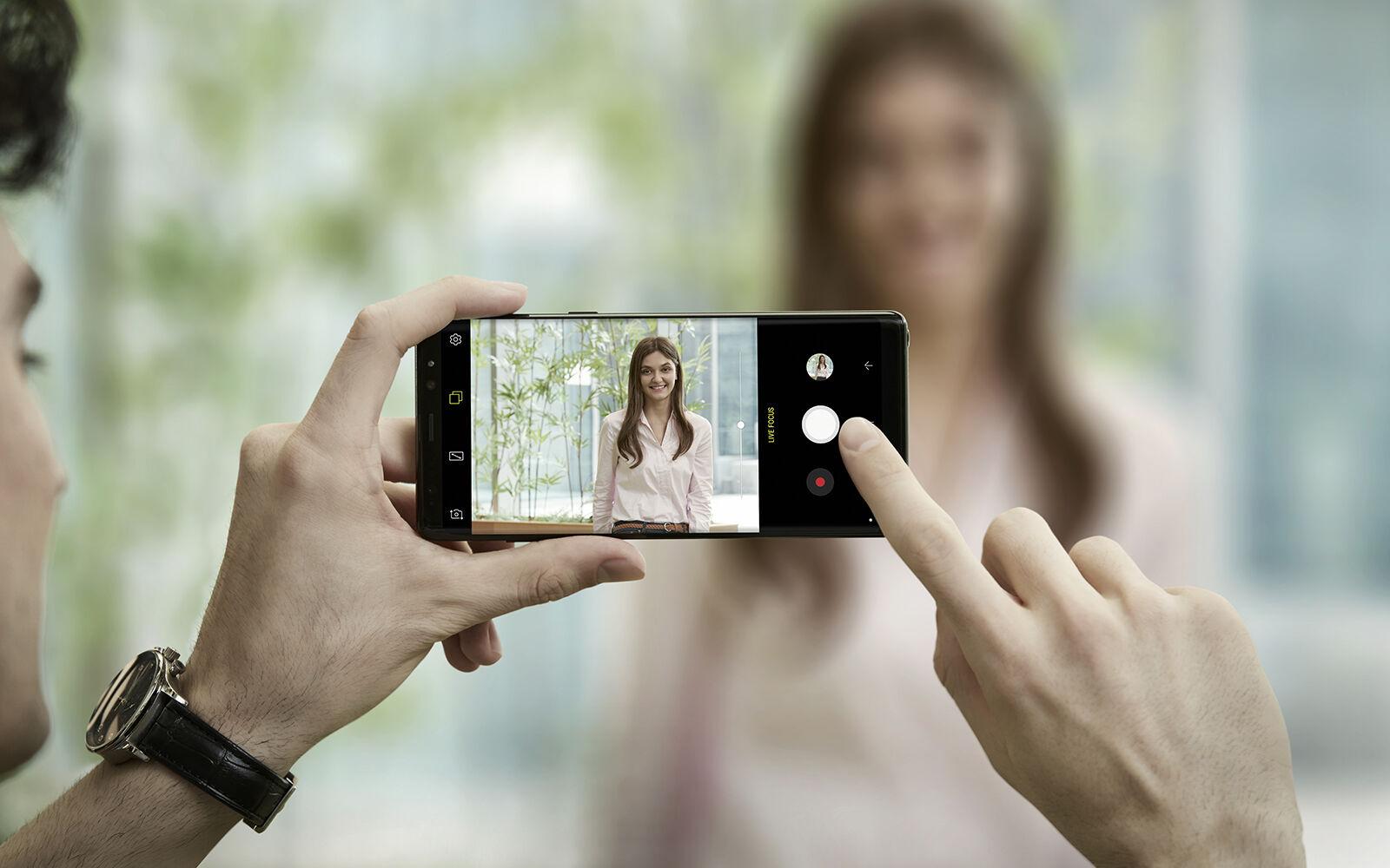 Fitur Samsung Galaxy Note 8 2