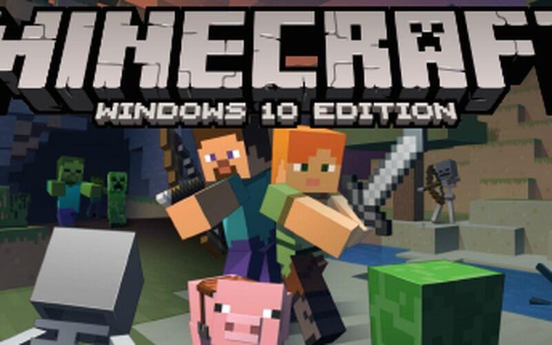 Minecraft Windows 18b1e