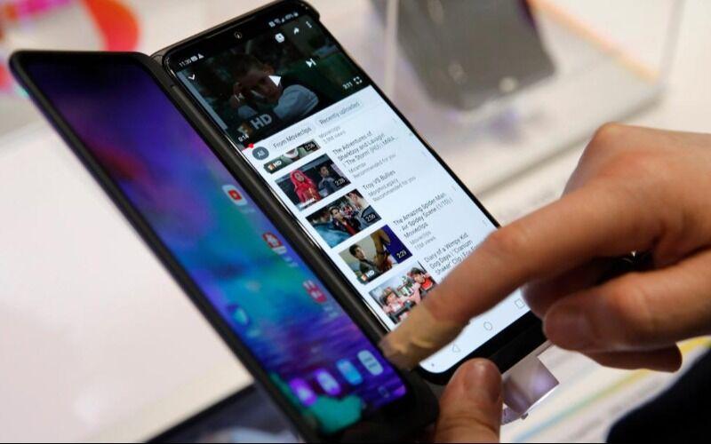 LG G8X ThingQ F856a