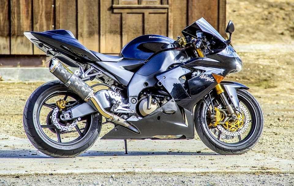 Kawasaki Rider Protection D116c