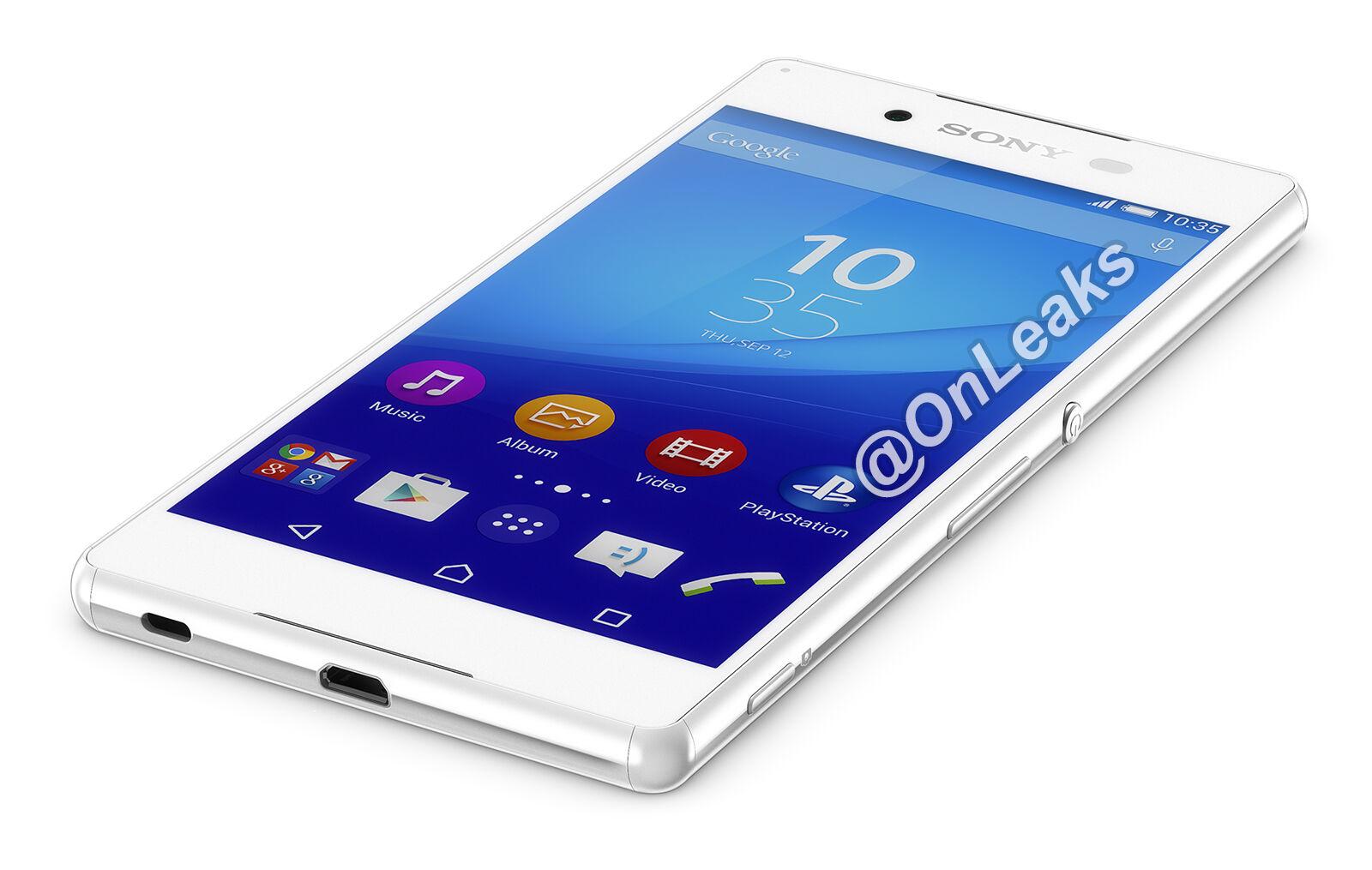 Wujud Sony Xperia Z4 1